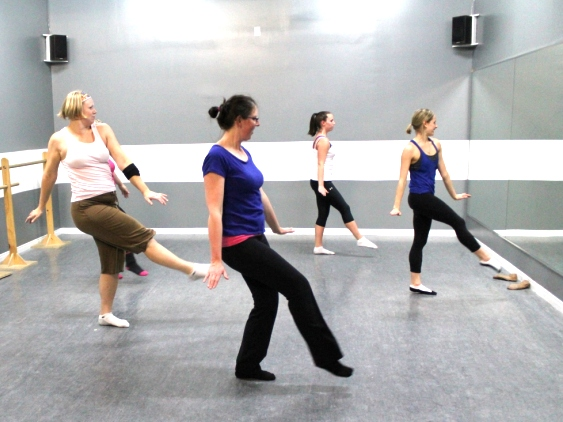 Dance academy for adults